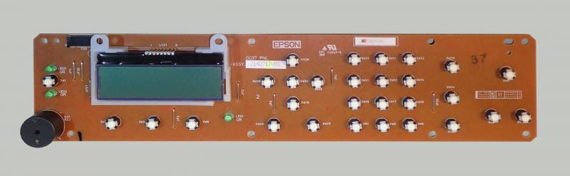 MDP12BS17-SR-T overview with board