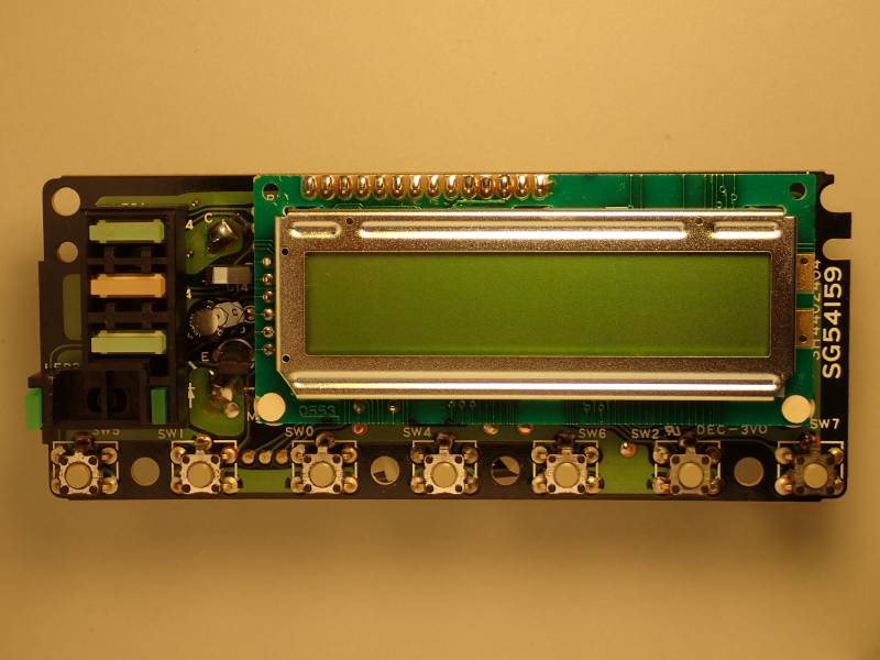 Canon LBP-8 III  GB-1494V-OS SH84149 overview with board